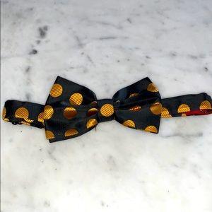 Brand Q Italian made men's bow tie